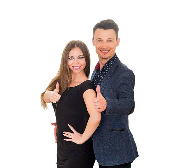 Dušan a Lucia Frimerovi